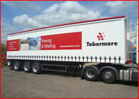 Link to gallery of Curtainsider Trailers