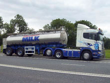Muldoon Milk Tanker