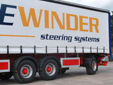 Muldoon Transport Systems - Sidewinder Positive Rear Steer System