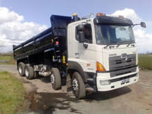Muldoon Transport Systems - Dropside Tipper Bodies