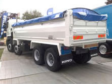 Muldoon Transport Systems - Steel Tipper Bodies