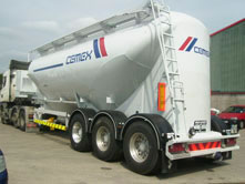 Muldoon Transport Systems - Spitzer Tankers