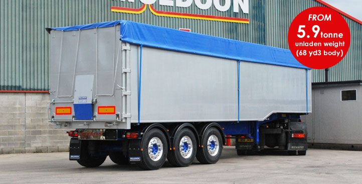 Muldoon Transport Systems - Block Trailer